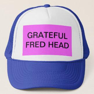 GRATEFUL FRED HEAD 1 TRUCKER HAT