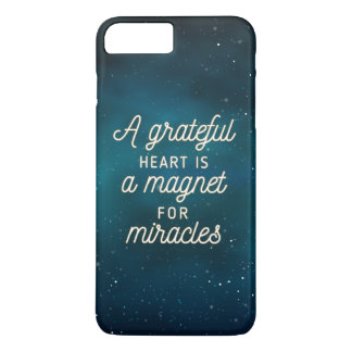 Grateful Heart Magnet for Miracles | Phone Case