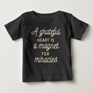 Grateful Heart Magnet for Miracles | Shirt