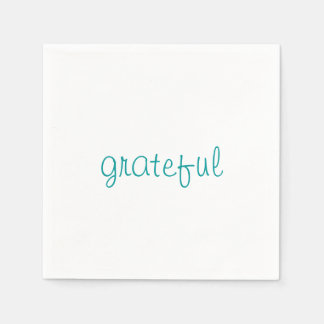 Grateful Napkin Disposable Napkins