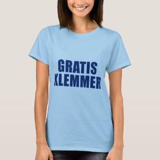 Gratis Klemmer T-Shirt