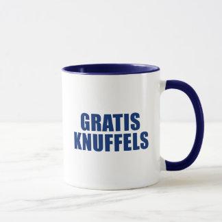 Gratis Knuffels Mug