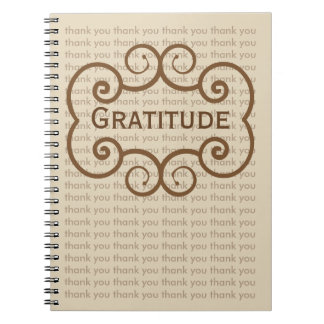Gratitude Journal Notebooks