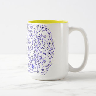 Gratitude Mandala Mug