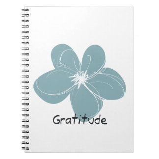 Gratitude Notebooks