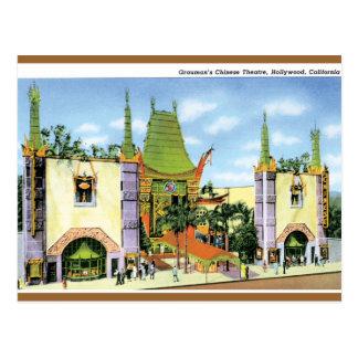 Graumans Chinese Postcard