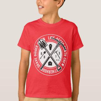 Grave Digger Kids' TAGLESS® T-Shirt