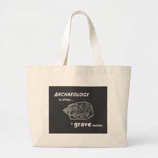 Grave Matters Tote Bag