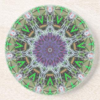 Gravedigger Mandala Coaster
