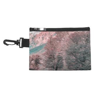 Gravel Empty Road - Parque Nacional Los Glaciares Accessory Bag