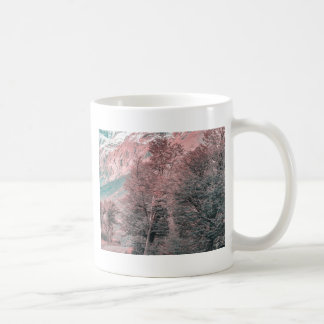 Gravel Empty Road - Parque Nacional Los Glaciares Coffee Mug