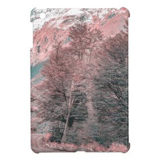 Gravel Empty Road - Parque Nacional Los Glaciares iPad Mini Case