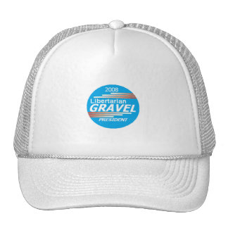 Gravel Libertarian Party Hat