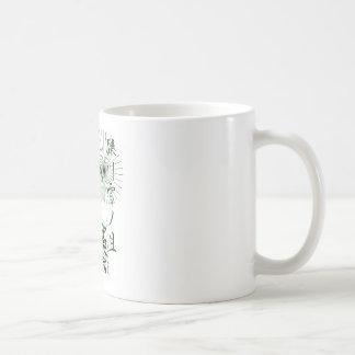 Gravel river snow no 且 coffee mug