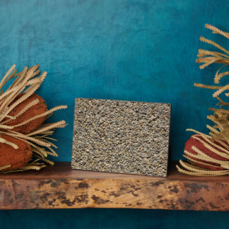 Gravel & Sand Photo Plaque