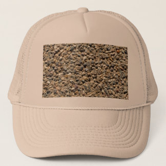 Gravel & Sand Photo Trucker Hat