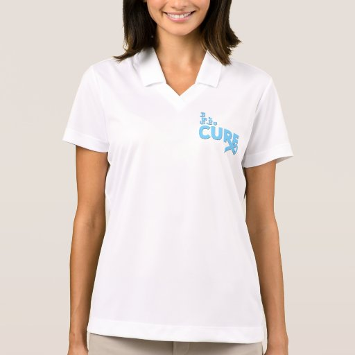 Graves Disease Fight For A Cure Polo Shirts