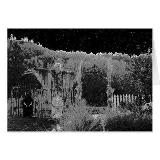 """GRAVEYARD BONES"" ORIGINAL PHOTOGRAPHY & DESIGN CARD"