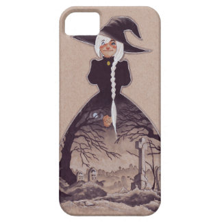 Graveyard iPhone 5 Cover