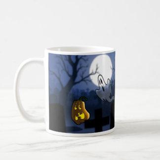 Graveyard Scare Mug