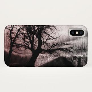 Graveyard Shift iPhone X Case