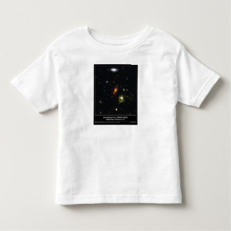 Gravitational Lens Bending Light Toddler T-shirt