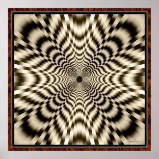 Gravitational Time Dilation Poster