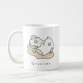 Gravitea   Funny Comic Tea Mug