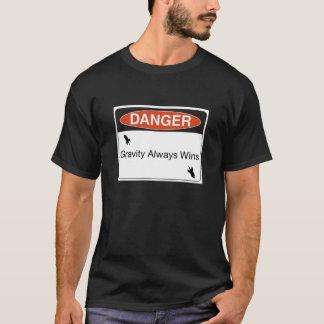 Gravity always wins T-Shirt