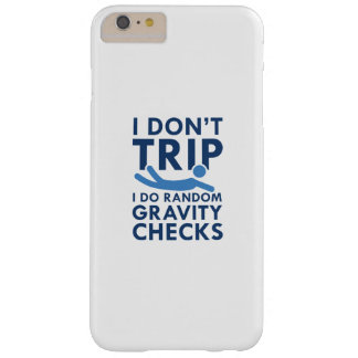 Gravity Checks Barely There iPhone 6 Plus Case