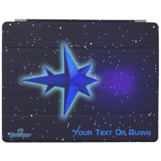 Gravity Drive Spacecraft iPad Cover
