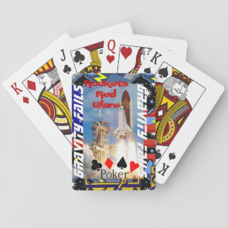 Gravity Fails Playing Cards! (Version 2.0) Poker Deck