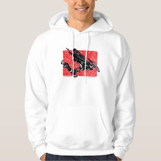 GRAVITY-SLED-in-RED Hoodie