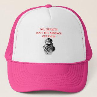 GRAVITY TRUCKER HAT