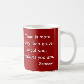 Gravy-The Scrooge Collection Coffee Mug