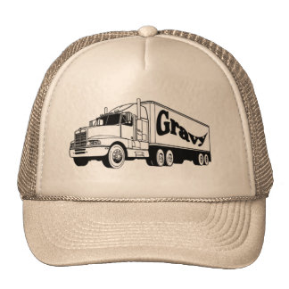 Gravy Truck Trucker Hat