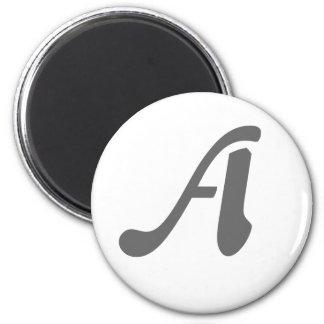 Gray-A magnet