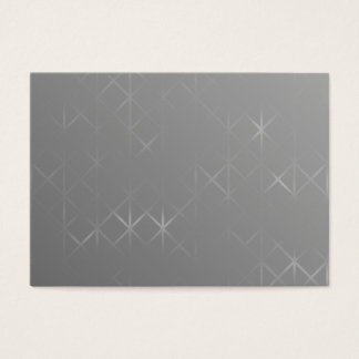 Gray Abstract. Misty Grid Design Background. Business Card