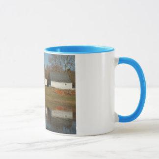 Gray Barn - Reflections of Serenity Mug