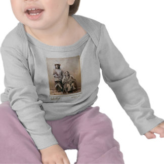 Gray Bear s Wife and Papoose 1880 Tees