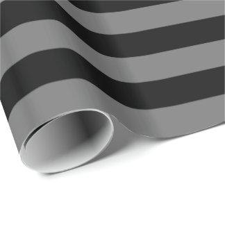 Gray/Black Stripe