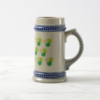Gray/Blue 22 oz Stein art by JShao