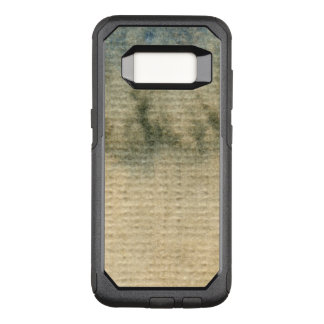 gray-blue background watercolor 6 OtterBox commuter samsung galaxy s8 case
