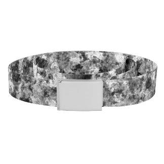 Gray Camouflage Belt