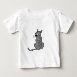 Gray cat baby T-Shirt