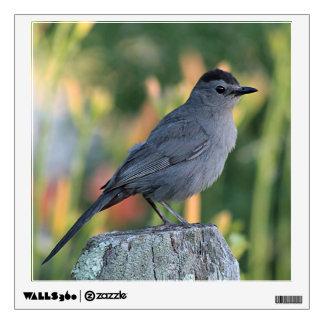 Gray Catbird Wall Sticker