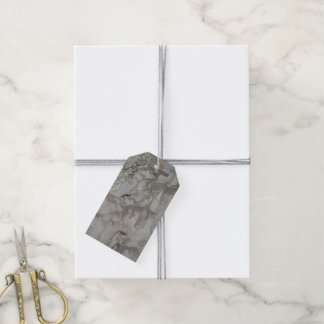 Gray Cave Gift Tags