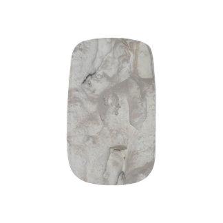 Gray Cave Minx Nail Art