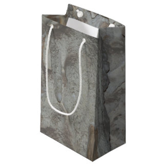 Gray Cave Small Gift Bag