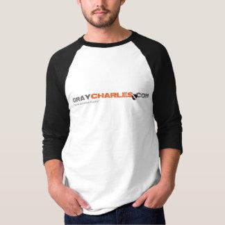 Gray Charles - Jersey T-Shirt